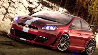 Tuning ford focus rs 3d fiat bravo wallpaper