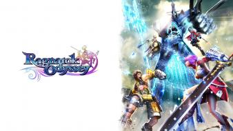 Video games ragnarok odyssey wallpaper