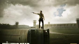 Walking dead the andrew lincoln wallpaper