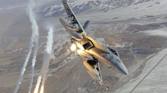 Aircraft f18 hornet high-res fighter jets wallpaper