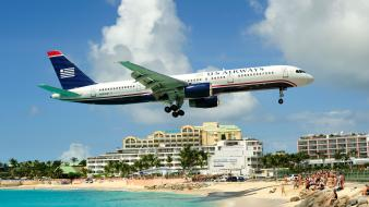 Beach aircraft caribbean princess juliana international airport saint-martin wallpaper