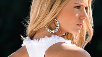 Blondes nadege dabrowski earings Wallpaper
