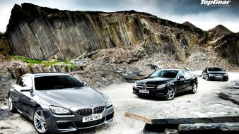 Bmw audi mercedes-benz Wallpaper