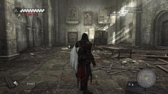Brotherhood assasins game ezio auditore da firenze Wallpaper