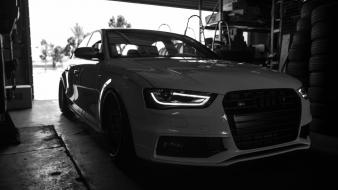 Cars audi s4 led Wallpaper