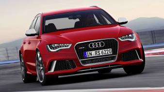 Cars audi vehicles rs6 2014 wallpaper