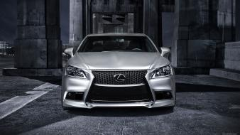 Cars ax lexus ls 460 f-sport Wallpaper