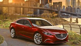 Cars concept art mazda takeri wallpaper