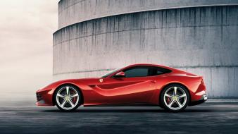 Cars ferrari red sports f12 berlinetta wallpaper