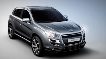 Cars peugeot suv 4008 wallpaper