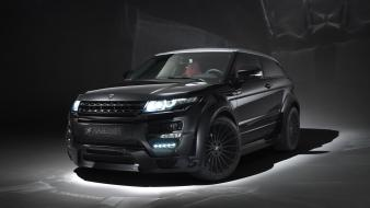Cars studio supercars tuning range rover hamann evoque Wallpaper