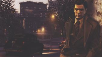 Christmas mafia 2 mobsters old city game gangsters Wallpaper