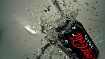 Coca-cola coke zero wallpaper