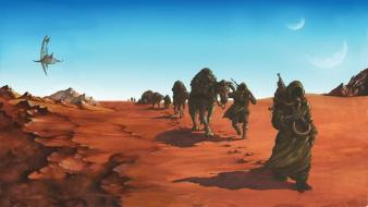Desert stoner metal doom dopesmoker sleep band wallpaper