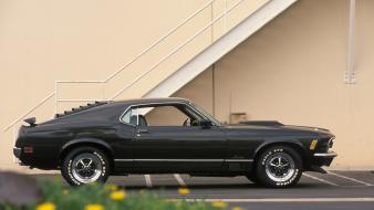 Ford mustang mach 1 1970 wallpaper