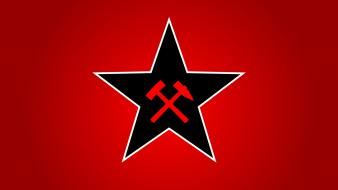 Freedom revolution anarchy anarchism mining union anarcho-communism anarcho-syndicalism Wallpaper