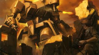 Gundam mecha 00 mobile suit - universal century wallpaper