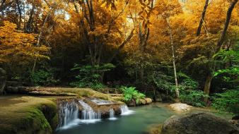 Landscapes rivers wallpaper