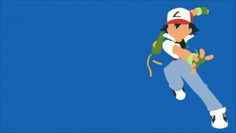 Pokemon ash ketchum clothes wallpaper
