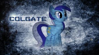 Ponies my little pony: friendship is magic colgate wallpaper