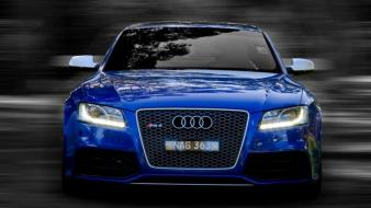 Sport front view german auto tuned car wallpaper