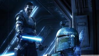 Star wars wars: the force unleashed starkiller wallpaper