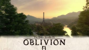 The elder scrolls iv: oblivion iv wallpaper