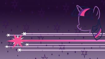 Twilight ponies my little pony: friendship is magic wallpaper