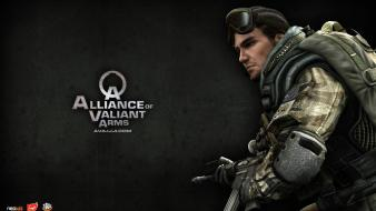 Video games alliance of valiant arms wallpaper