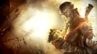 Video games god of war ascension kratos war: Wallpaper