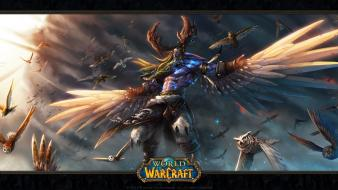 World of warcraft blizzard entertainment malfurion stormrage Wallpaper