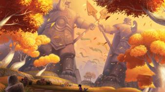 World of warcraft warcraft: mists pandaria game Wallpaper