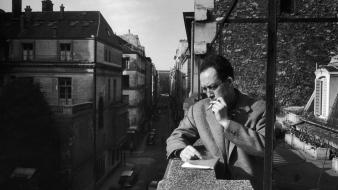 Writers cigarettes albert camus old photography philosophers wallpaper
