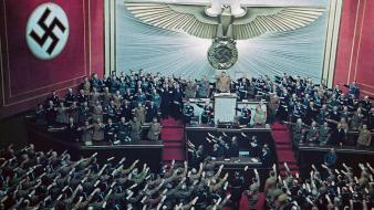 Adolf hitler national socialism third reich eagle wallpaper