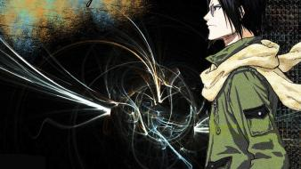 Bleach glasses quincy ishida uryuu scarfs wallpaper