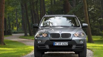 Bmw x5 2007 normal Wallpaper
