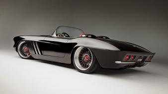 Cars corvette widescreen Wallpaper