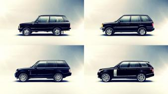 Cars evolution range rover Wallpaper