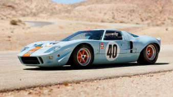Cars ford gt40 1966 widescreen wallpaper