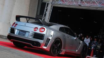 Cars sports modified automobiles nissan gtr wallpaper