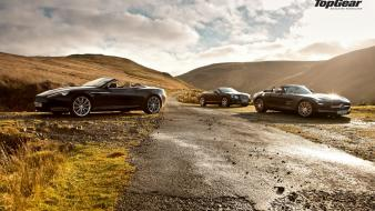 Cars top gear bentley aston martin Wallpaper