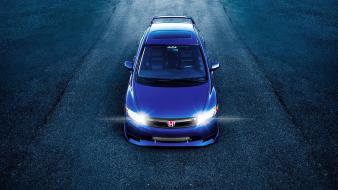 Cars tuning honda civic si wallpaper
