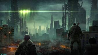 Concept art xcom enemy unknow wallpaper