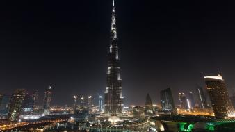 Dubai cities burj khalifa Wallpaper