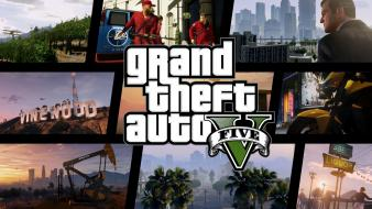 Grand theft auto gta v wallpaper