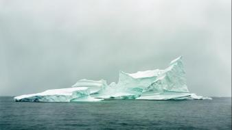 Ice landscapes icebergs greenland olaf otto becker sea wallpaper