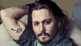 Johnny depp actors wallpaper