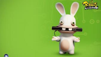 Rabbids game x360 wallpaper