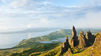 Rocks national geographic scotland isle of skye wallpaper