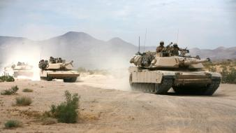 Soldiers tanks complex magazine natural wallpaper